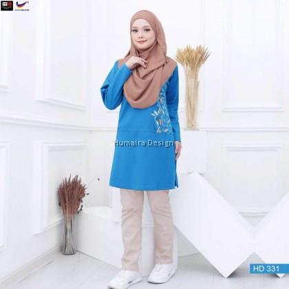 Tshirt Muslimah Humaira Irdina
