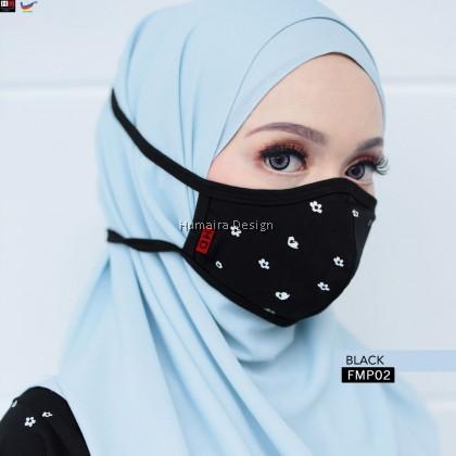 HD Face Mask Fullprint (Tie On)