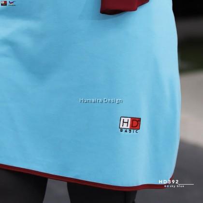 Tshirt Muslimah Humaira Basic Series 4.0