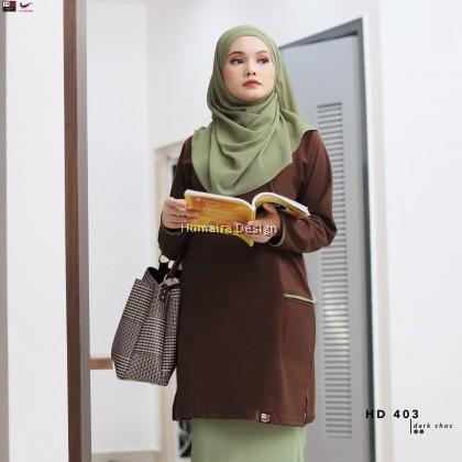 Tshirt Muslimah Humaira Naomi