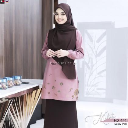 Tshirt Muslimah Humaira Melati