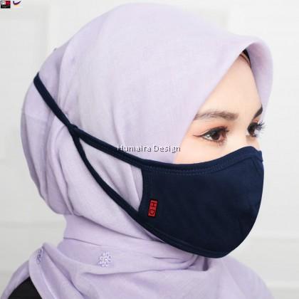 HD [Adult] Face Mask Adjustable Tie On